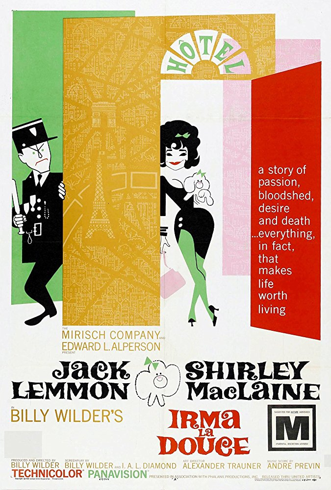 Irma la Douce 1963 1080p BluRay H264 AAC-RARBG