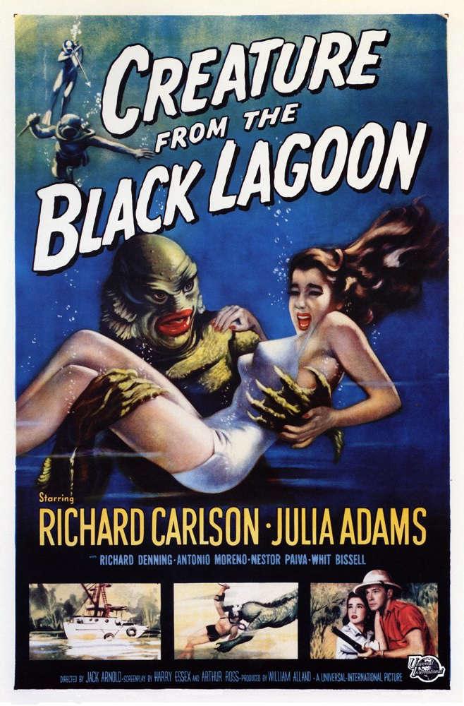 Creature From The Black Lagoon 1954 1080p BluRay H264 AAC-RARBG