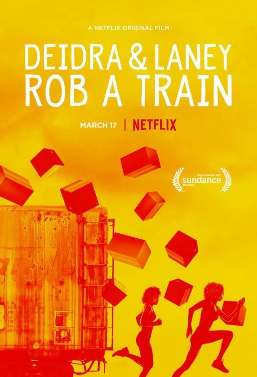 Deidra and Laney Rob a Train (2017) HDRip XviD AC3-EVO