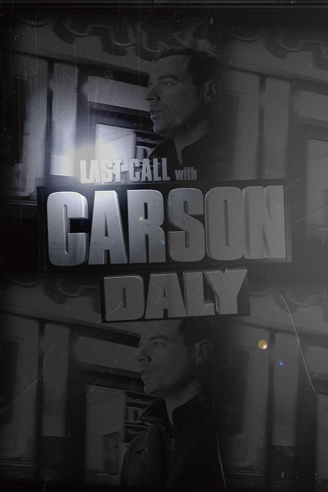 Carson Daly (2018) 04 30 The Russo Brothers WEB x264-TBS
