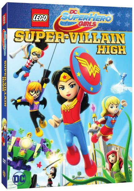Lego DC Super Hero Girls Super-Villain High (2018) HDRip XviD AC3-iFT
