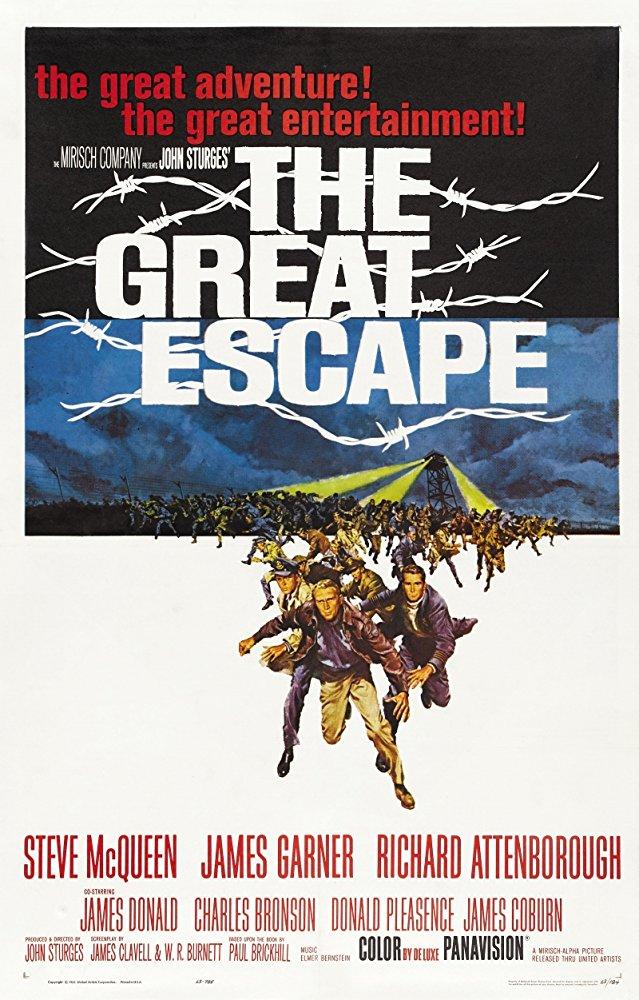 The Great Escape 1963 1080p BluRay H264 AAC-RARBG