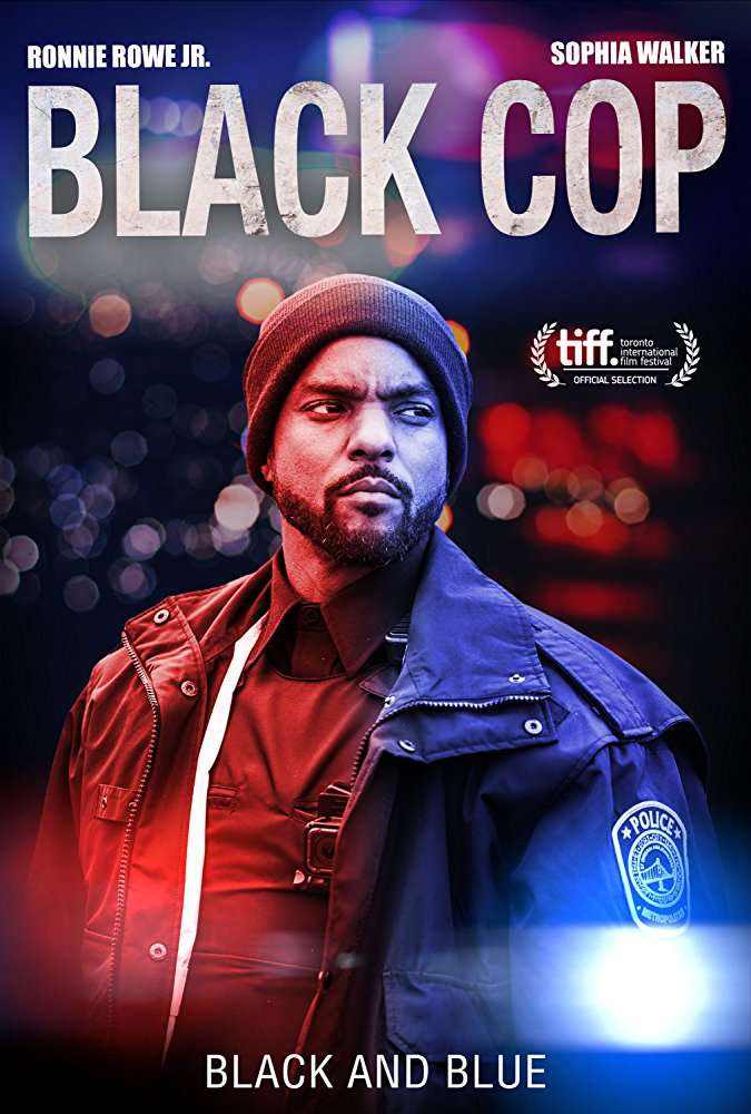Black Cop (2017) 1080p WEB-DL x264 AC3-eSc
