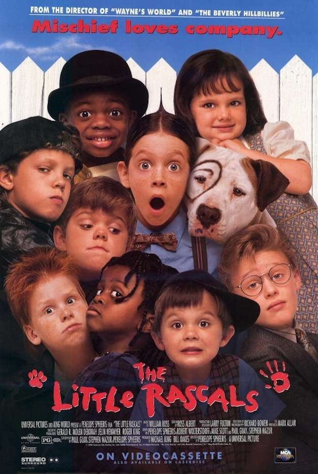 The Little Rascals 1994 1080p BluRay H264 AAC-RARBG