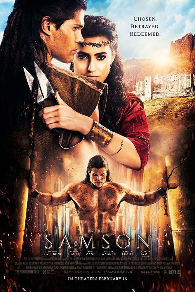 Samson 2018 Movies 720p BluRay x264 AAC ESubs with Sample