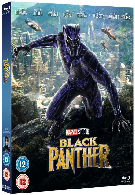 Black Panther (2018) 720p BluRay Dual Audio [Hindi (Clear)+Eng] 1GB ESub-Movcr