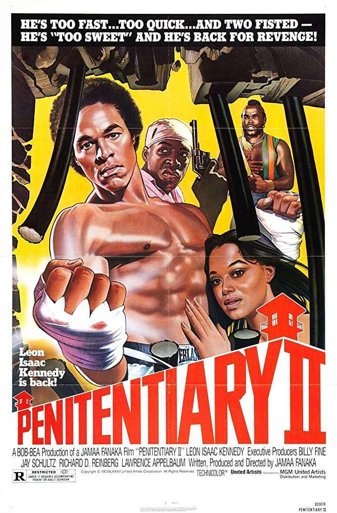 Penitentiary II 1982 480p x264-mSD