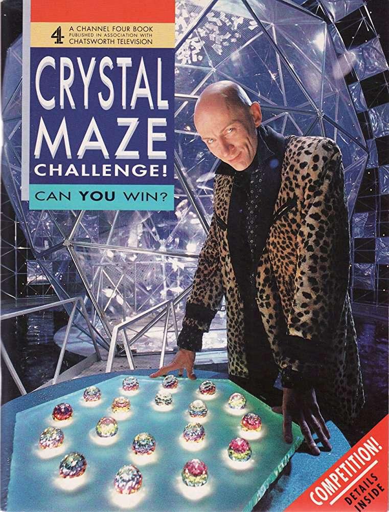The Crystal Maze 2017 S03E03 720p HDTV DD2 0 x264-NTb