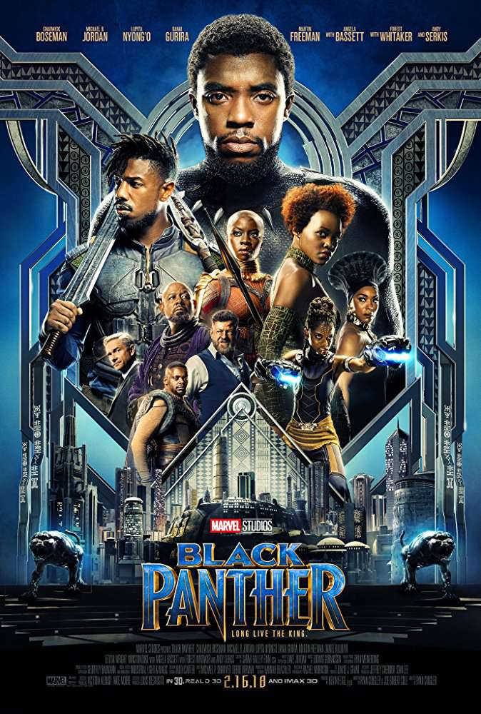 Black Panther 2018 1080p Bluray HEVC 6CH-Omikron