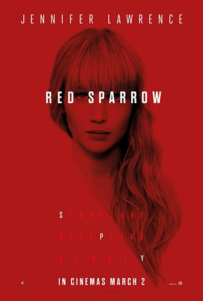 Red Sparrow 2018 BRRip XviD AC3-XVID