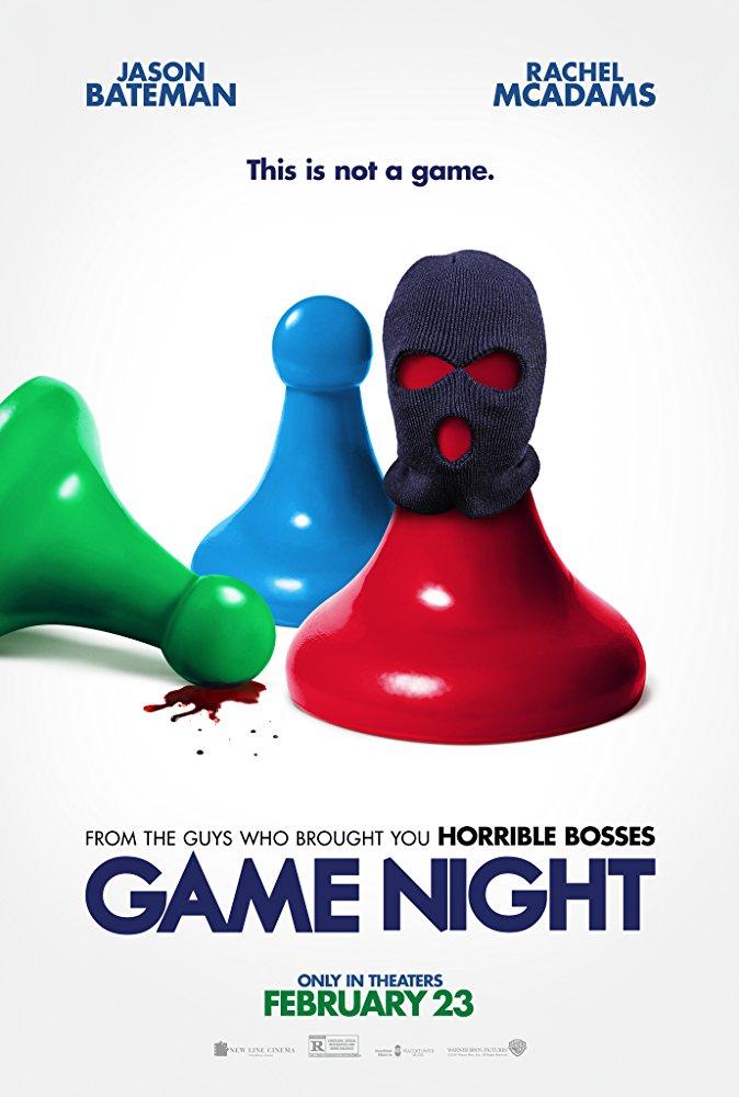 Game Night 2018 BRRip AC3 X264-CMRG