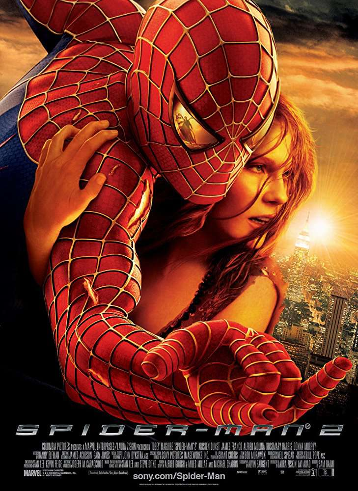 Spiderman 2002 REMASTERED BRRip XviD MP3-XVID
