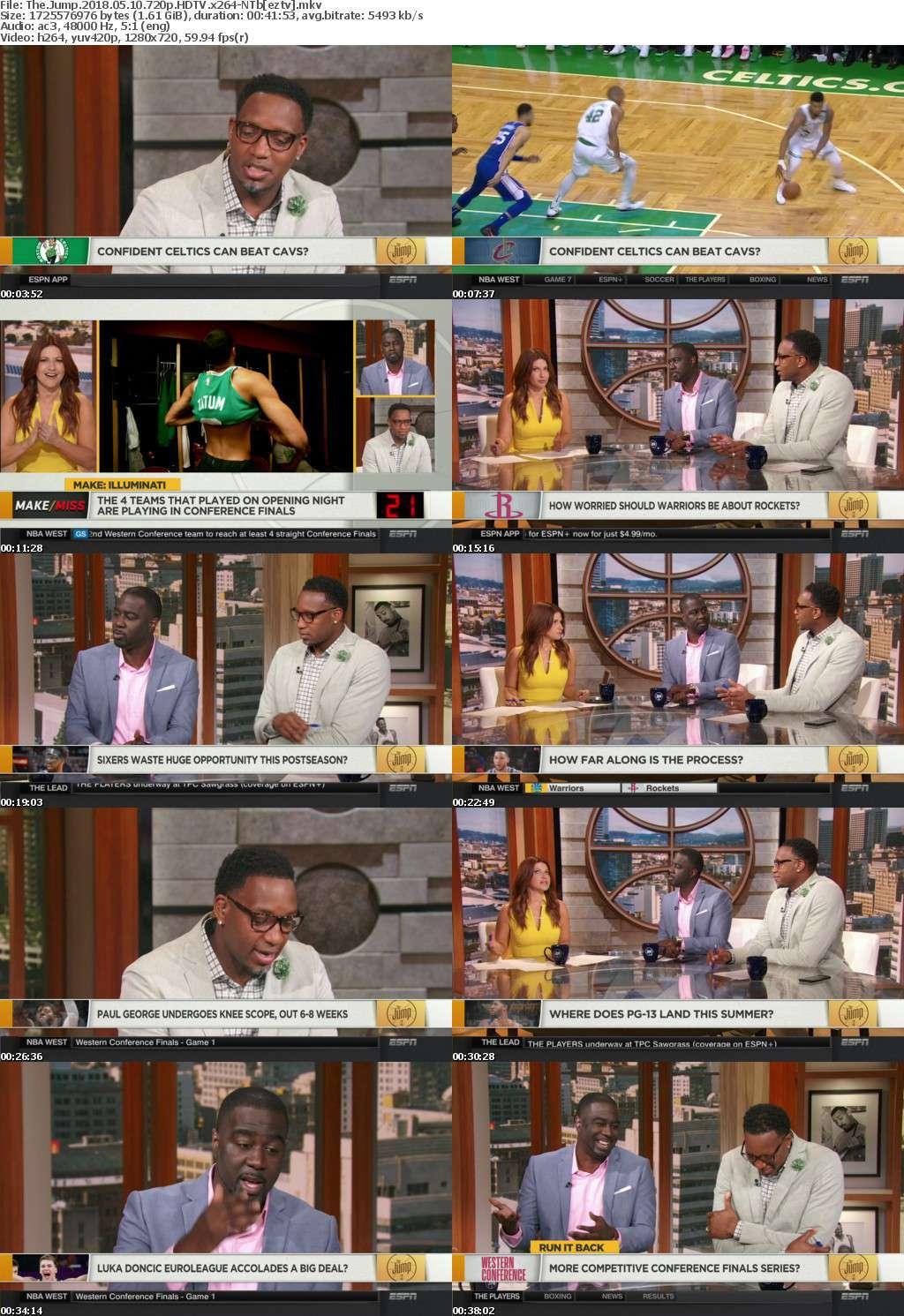 The Jump 2018 05 10 720p HDTV x264-NTb
