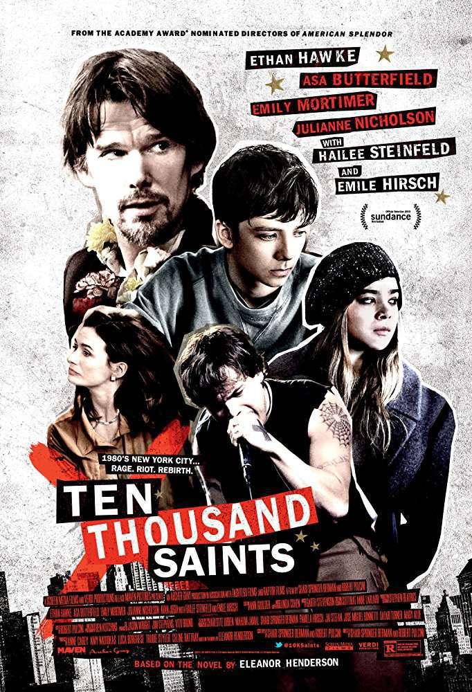 Ten Thousand Saints 2015 BRRip XviD MP3-XVID