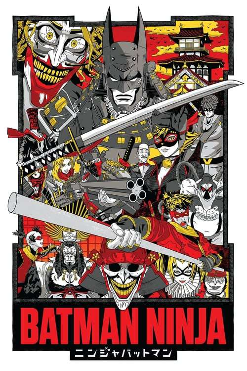 Batman Ninja 2018 German BDRip x264-CONTRiBUTiON