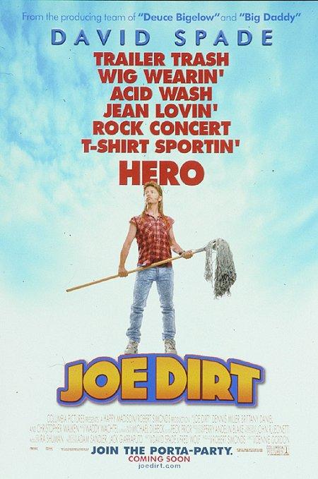 Joe Dirt 2001 BRRip XviD MP3-XVID