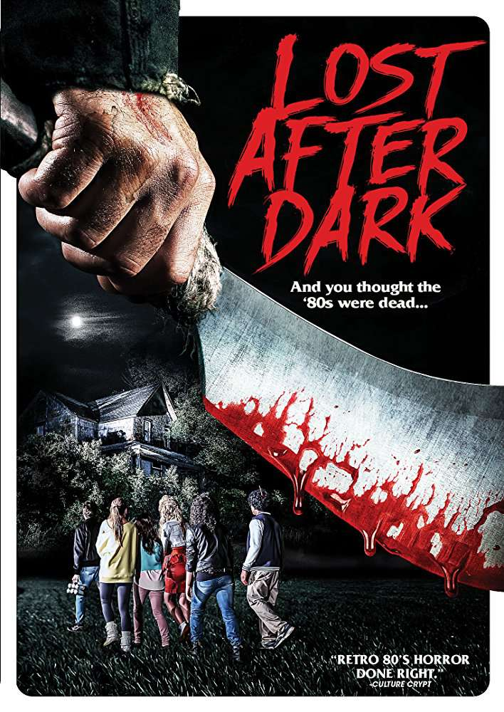 Lost After Dark 2015 BRRip XviD MP3-XVID