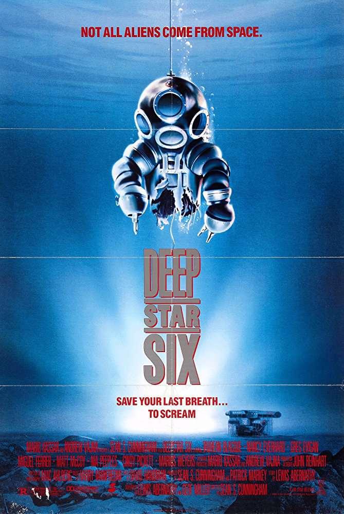 DeepStar Six (1989) [BluRay] [720p] YIFY