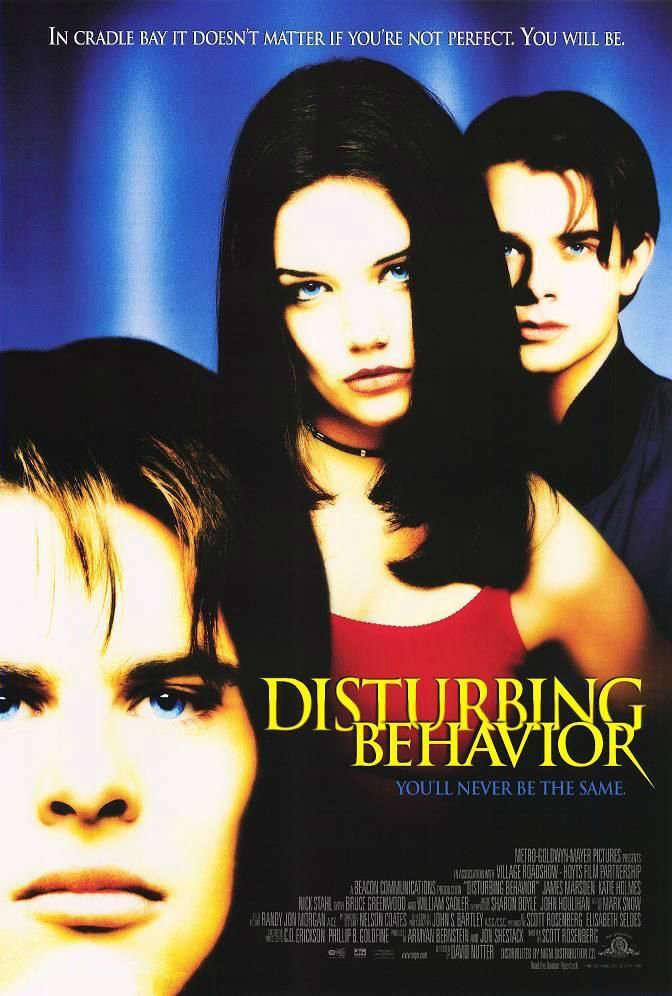 Disturbing Behavior 1998 BRRip XviD MP3-XVID