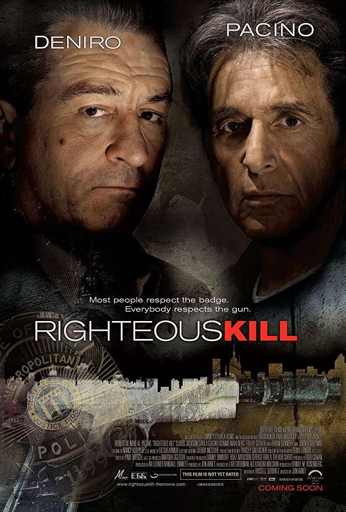 Righteous Kill 2008 BRRip XviD MP3-XVID