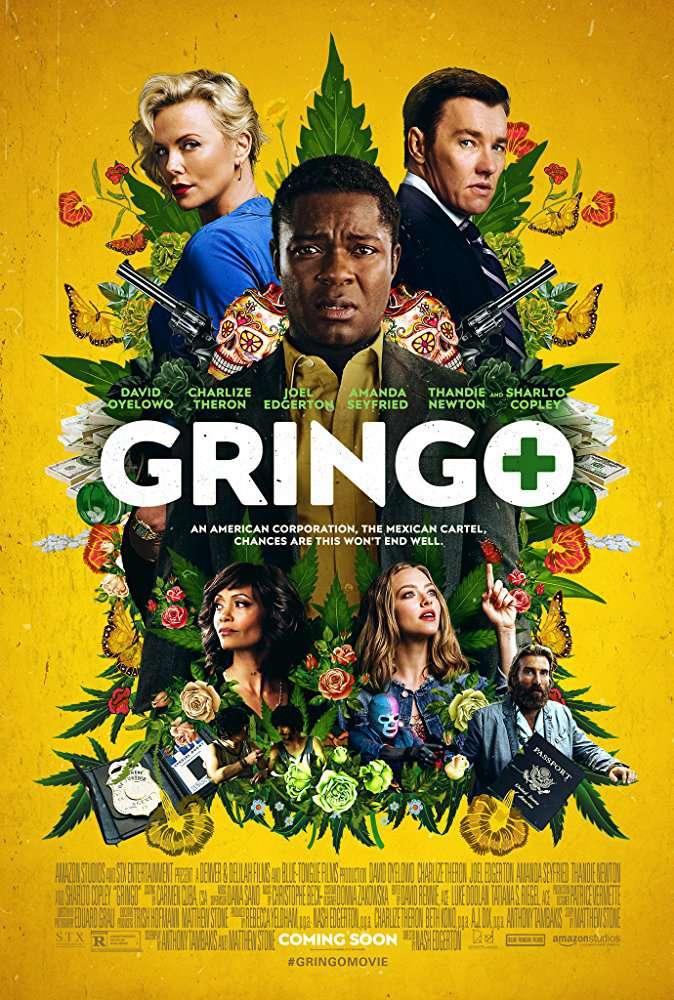 Gringo 2018 720p BRRip MkvCage