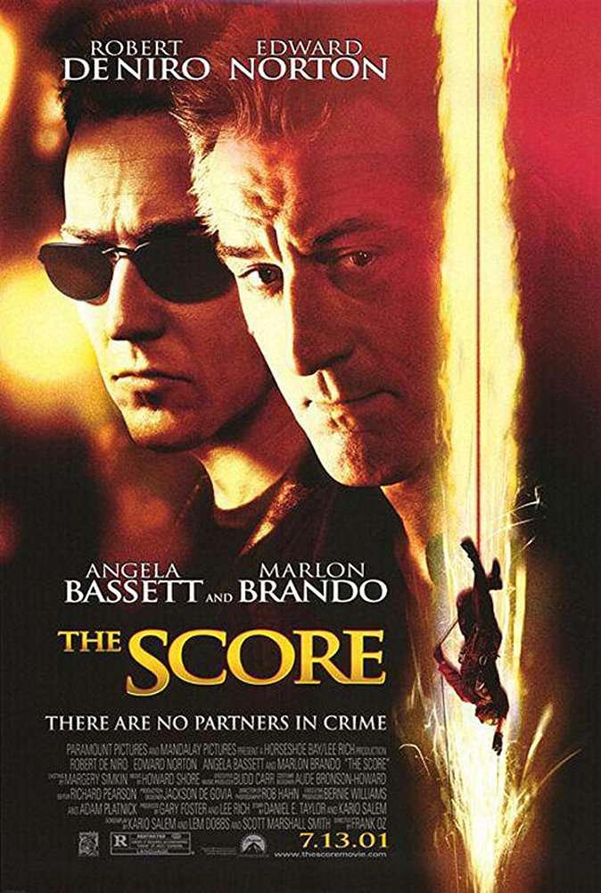 The Score (2001) [BluRay] [720p] YIFY