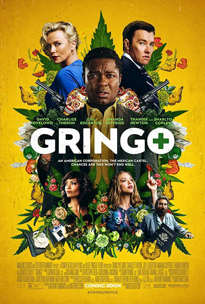 Gringo (2018) [BluRay] [1080p] YIFY