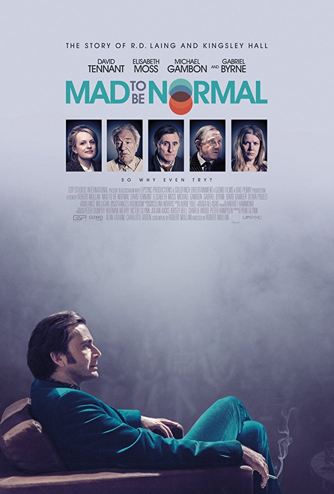 Mad to Be Normal 2018 HDRip XviD AC3-EVO