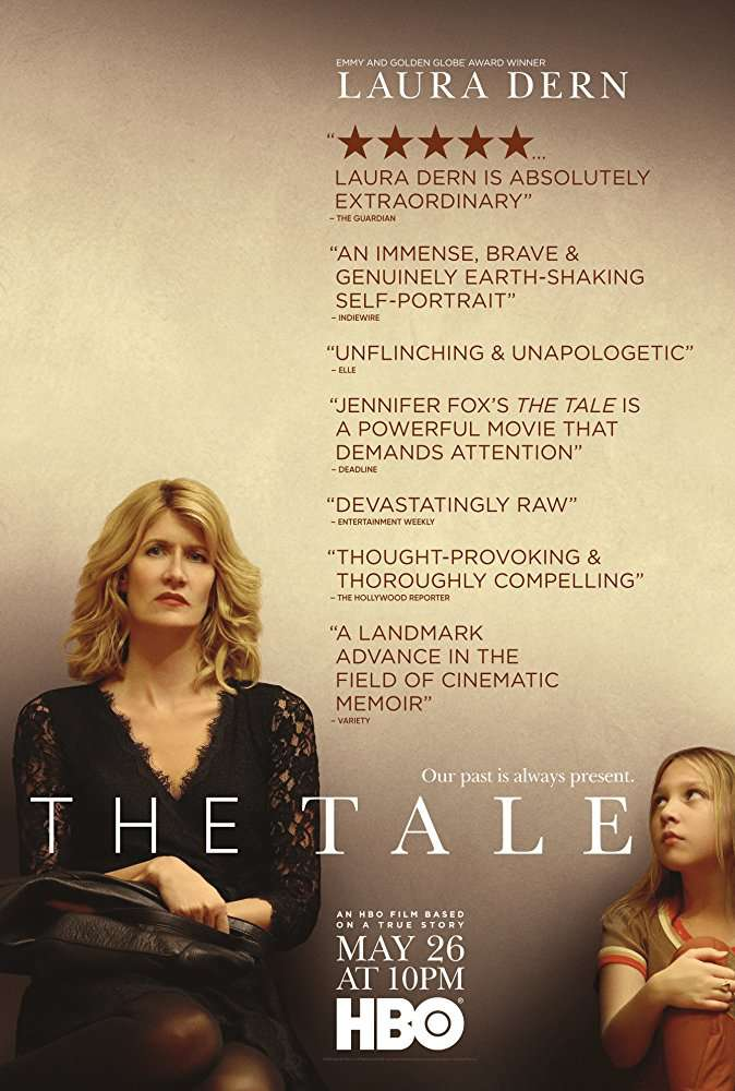 The Tale 2018 HDRip AC3 X264-CMRG