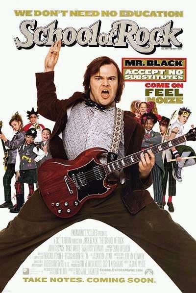 The School of Rock 2003 BDRip 10Bit 1080p DD5 1 H265-d3g
