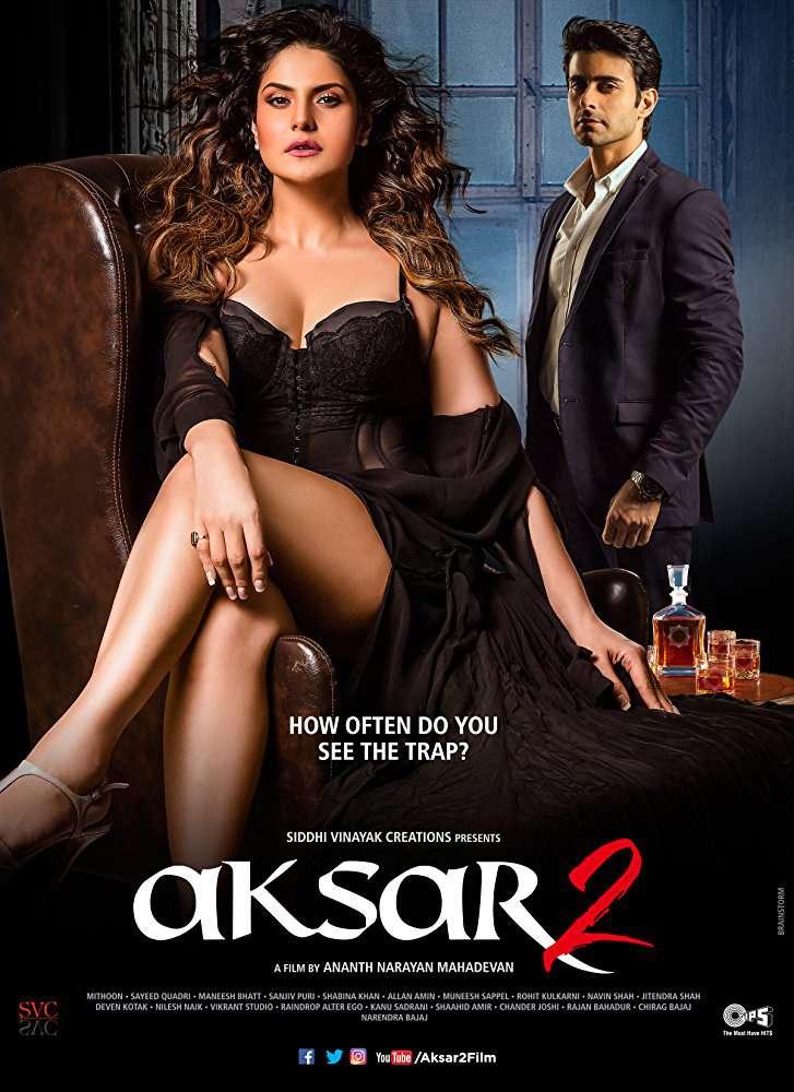Aksar 2 (2017) Hindi HDTVRip x264 AAC 700 MB - Exclusive