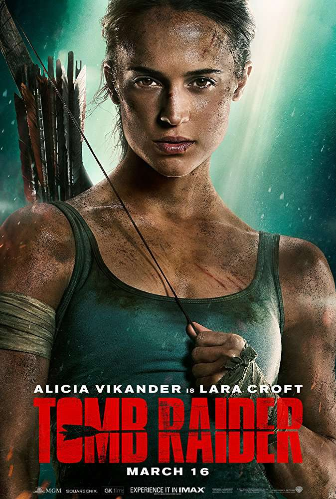 Tomb Raider 2018 720p BluRay x264-NeZu