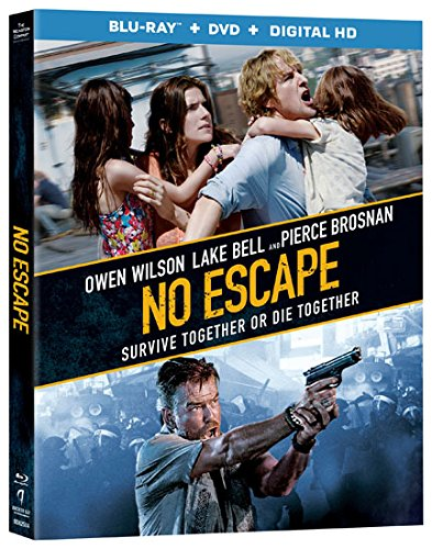 No Escape (2015) 720p BluRay 5.1 Dual Audio [English+Hindi] Esub-GOPISAHI