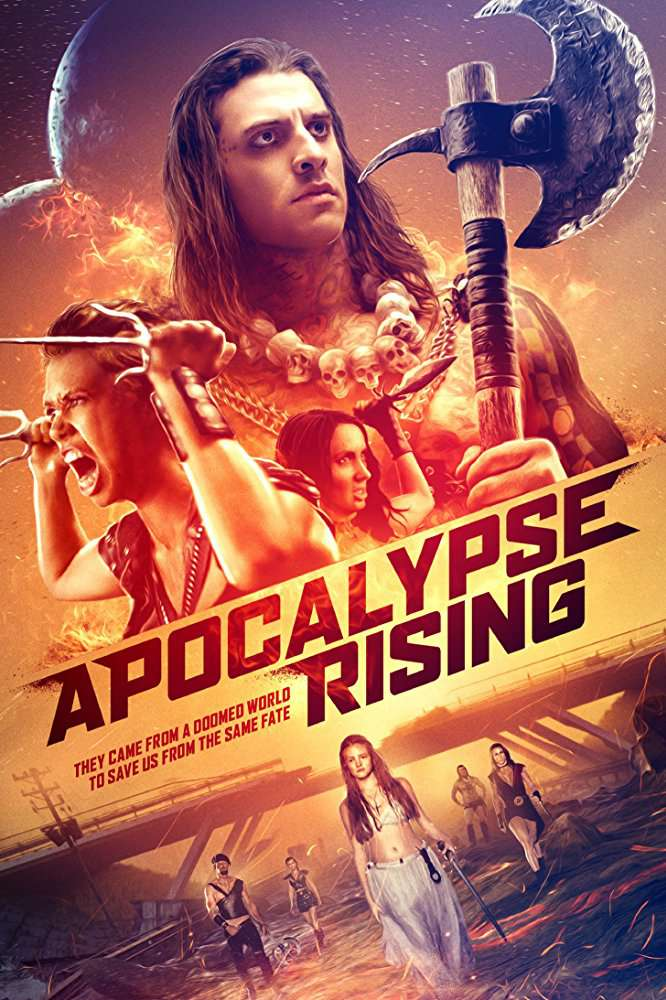 Apocalypse Rising (2018) BDRip XviD AC3-EVO