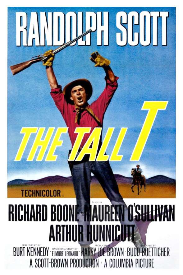 The Tall T 1957 RESTORED BDRip x264-SPOOKS