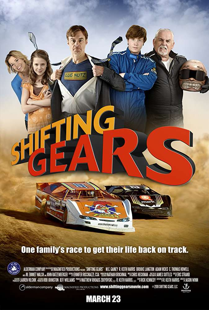 Shifting Gears 2018 HDRip XviD AC3-EVO