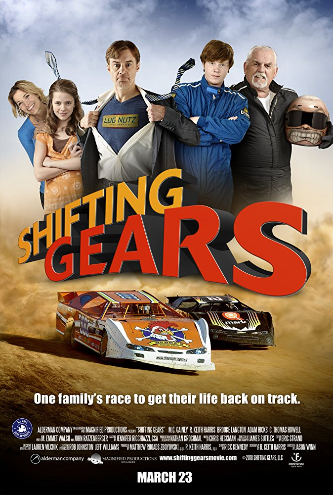 Shifting Gears 2018 HDRip AC3 X264-CMRG