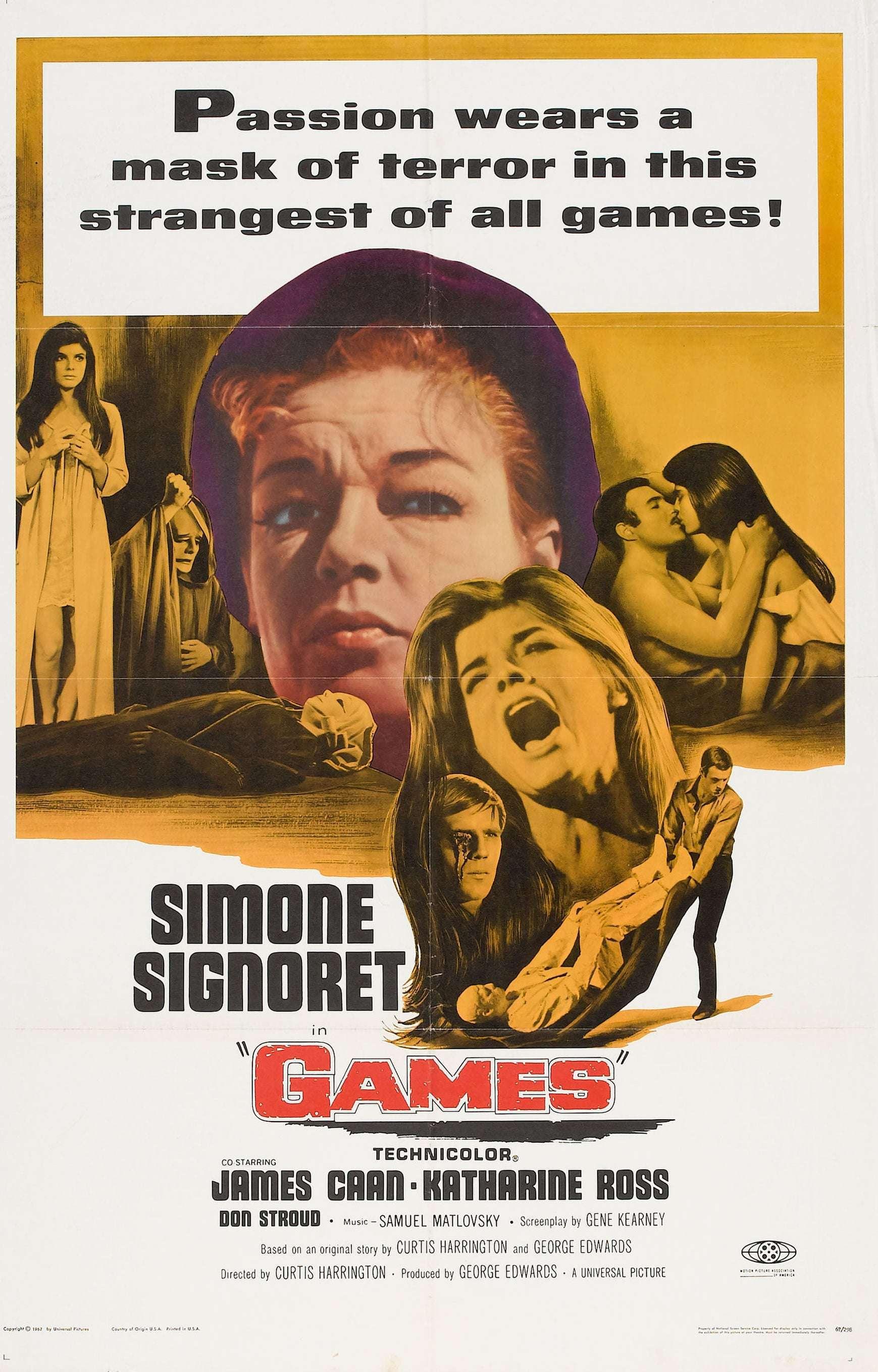 Games 1967 720p BluRay x264-x0r