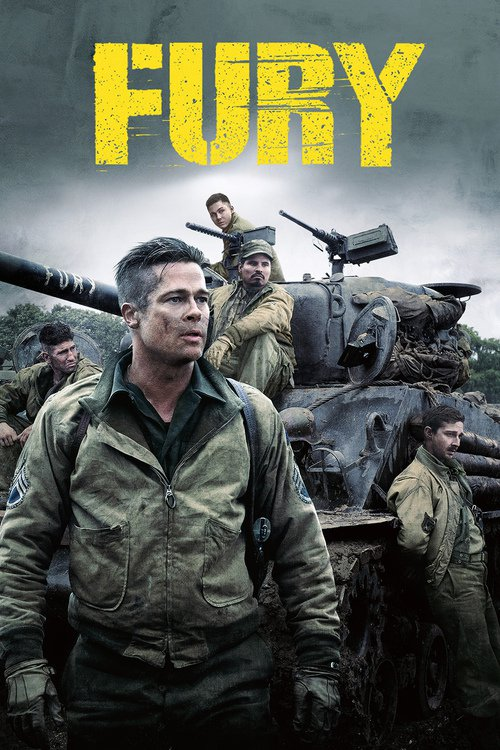 Fury 2014 MULTi 2160p UHD BluRay X265-SESKAPiLE