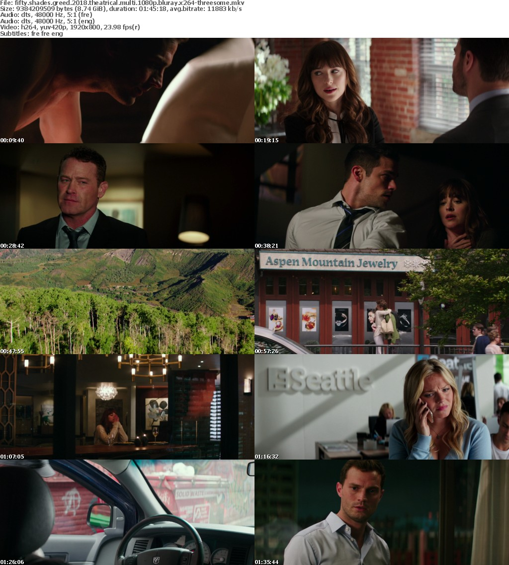 Fifty Shades Freed 2018 THEATRiCAL MULTi 1080p BluRay x264-THREESOME