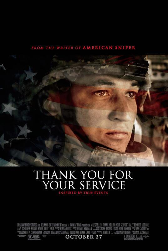 Thank You for Your Service 2017 BDRip 10Bit 1080p DD5 1 H265-d3g