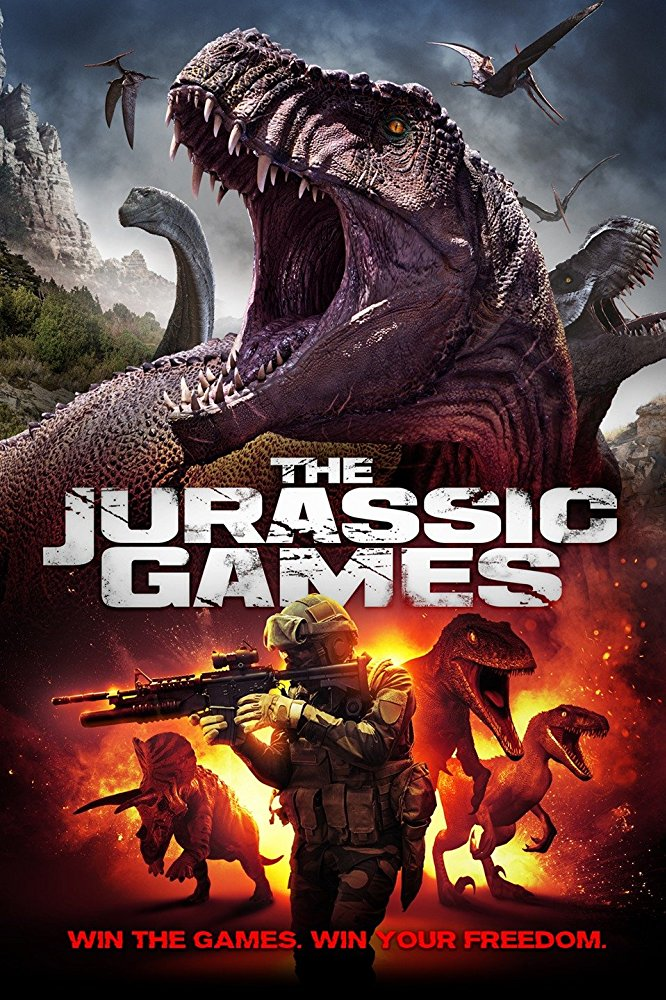 The Jurassic Games (2018) 1080p AMZN WEB-DL DDP5 1 H 264-NTG