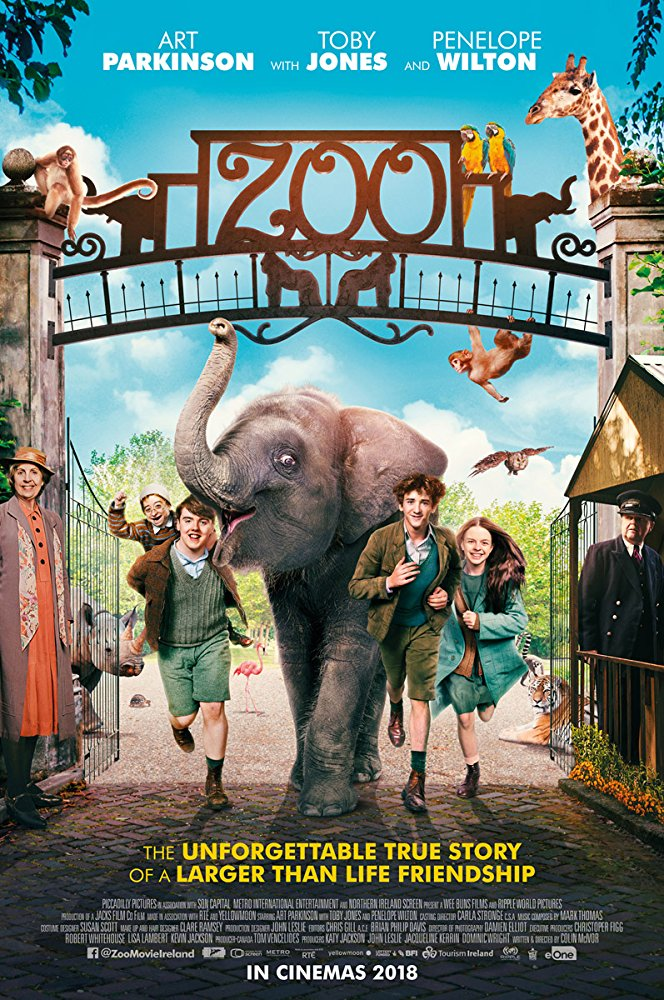 Zoo (2017) HDRip XviD AC3-EVO