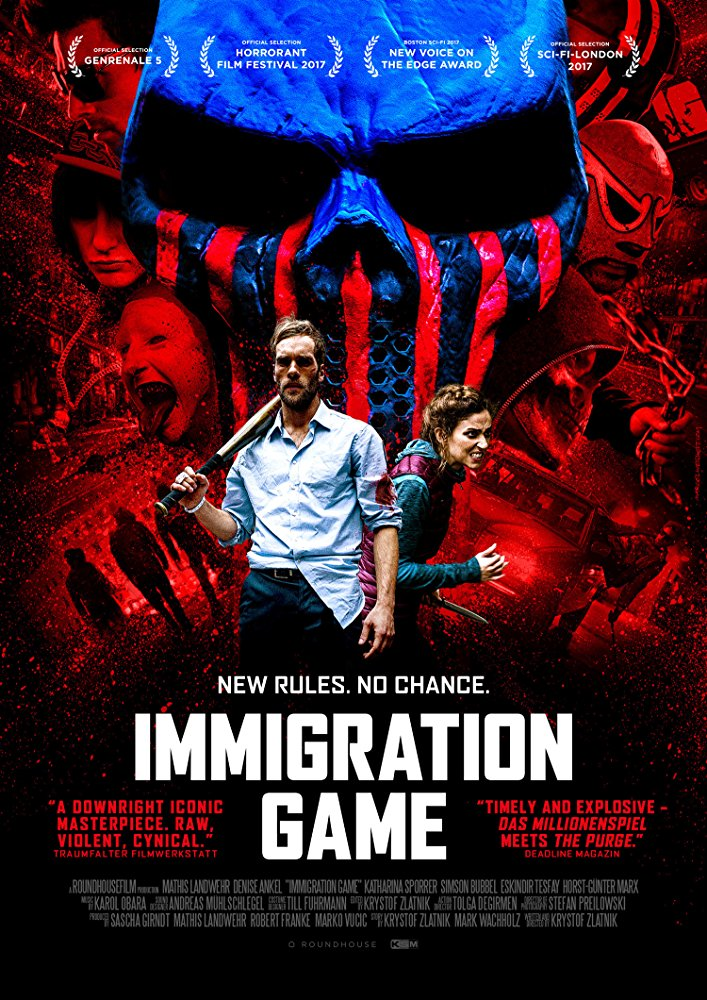 Immigration Game 2017 720p BluRay x264-x0r