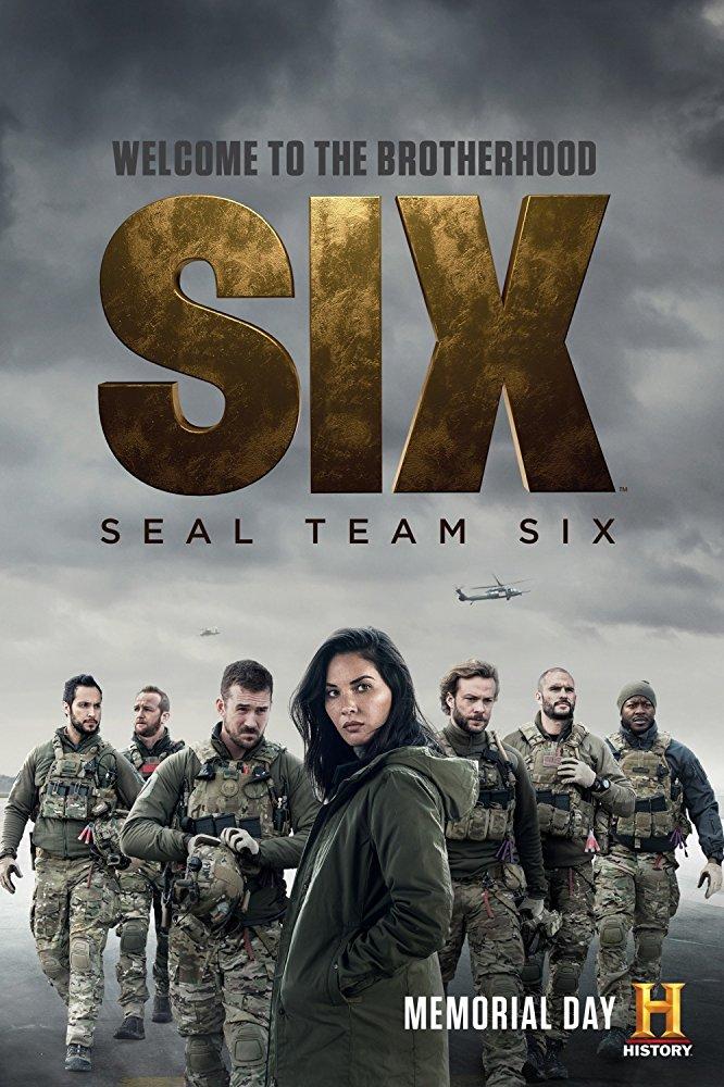 SIX S02E03 HDTV x264-SVA