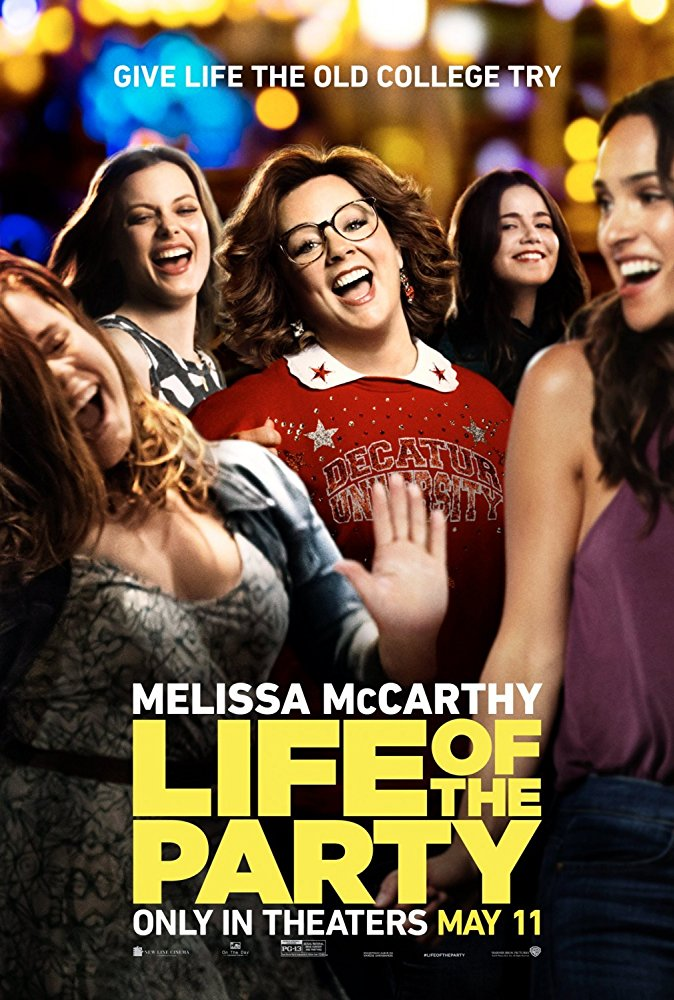 Life of the Party 2018 1080p WEB-DL DD 5 1 x264 MW