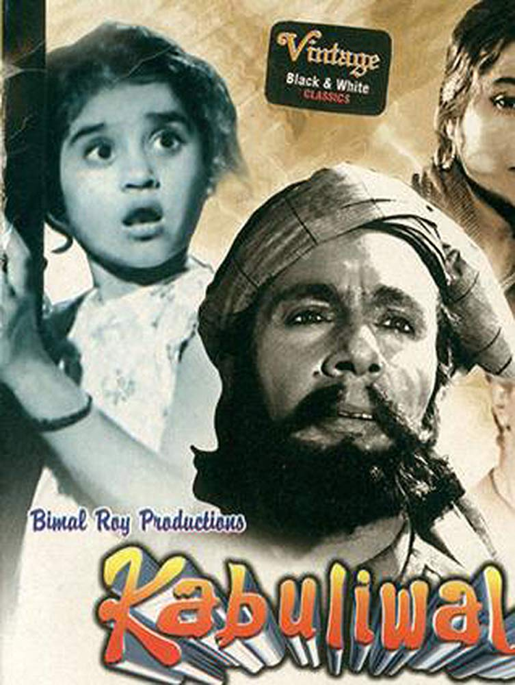 Kabuliwala (1961) 480p HDRip Hindi x264 AC3-RDL