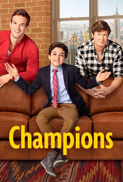 Champions S01E09 720p HDTV x264-KILLERS