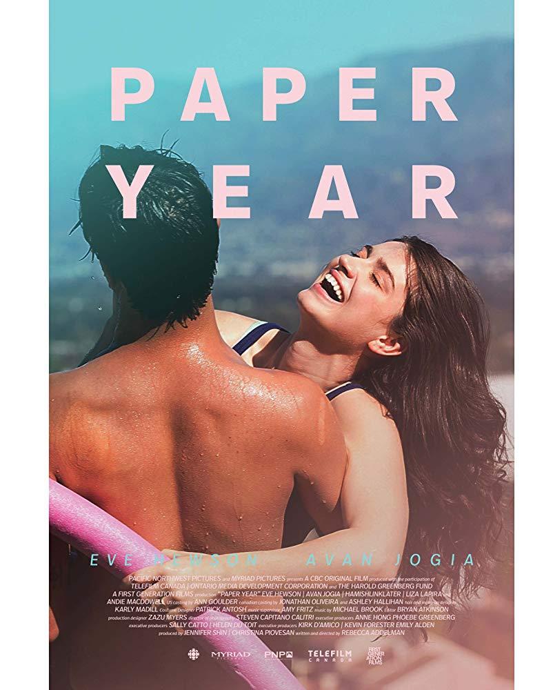 Paper Year (2018) 720p WEB-DL x265 ESubs 700MB - MkvHub