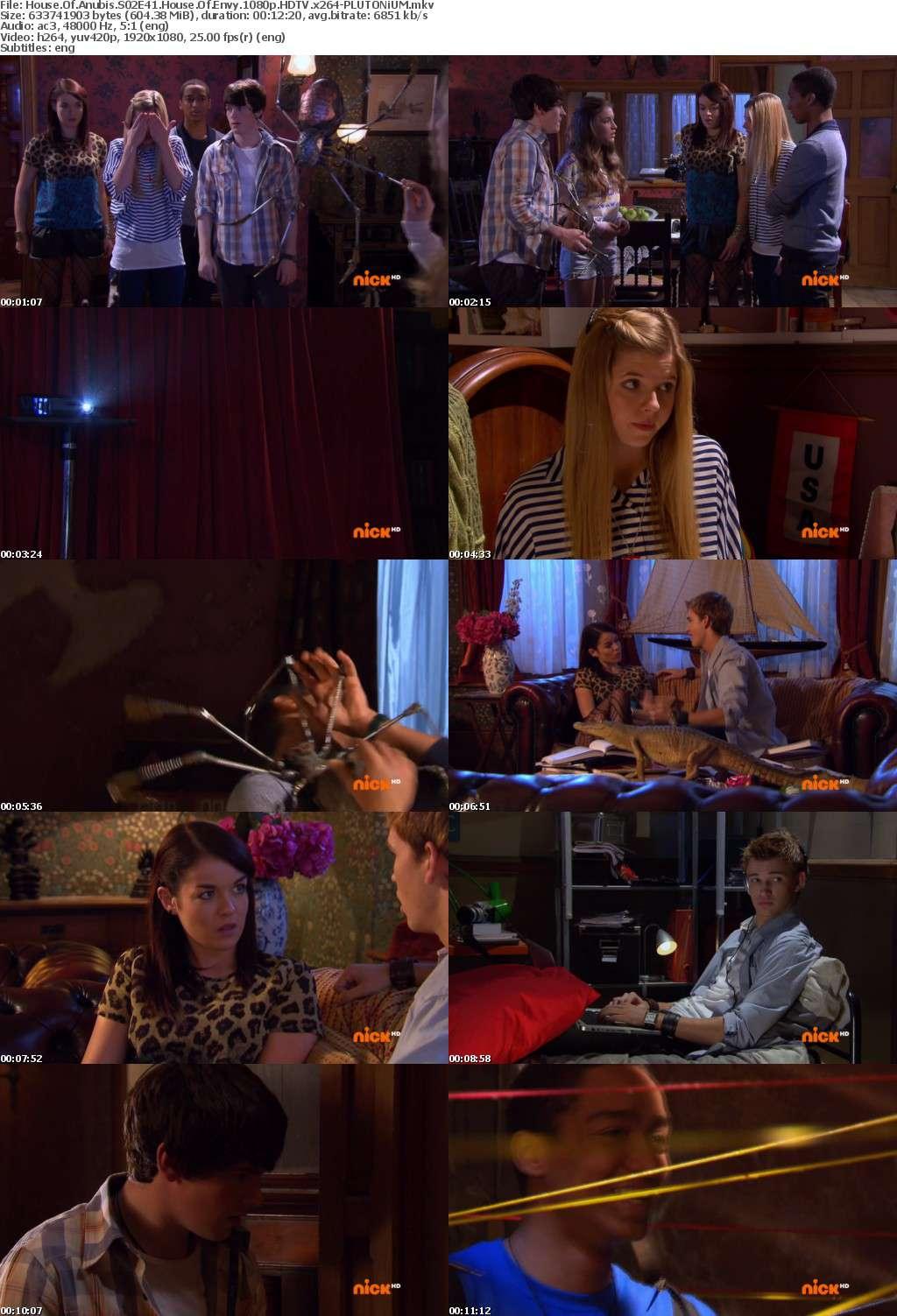 House Of Anubis S02E41 House Of Envy 1080p HDTV x264-PLUTONiUM